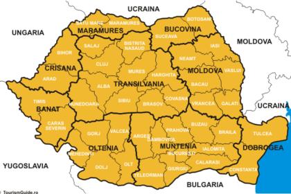 Piata asigurarilor din Romania, pe judete