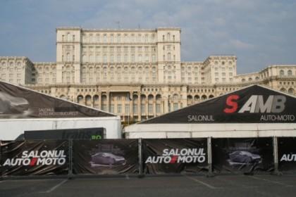 Salonul Auto Moto din Bucuresti