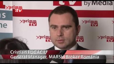 Cristian Fugaciu: Estimari pentru piata de asigurari in 2014
