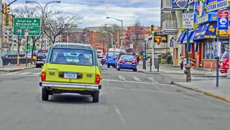 Romanul care a condus Dacia la New York