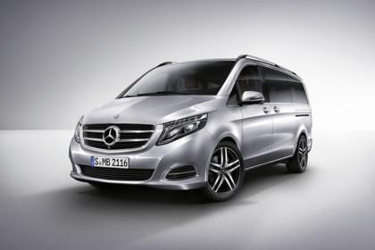 Mercedes-Benz Clasa V se lanseaza pe piata in iunie 2014