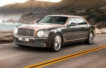 Reclama Bentley: Noul model Mulsanne