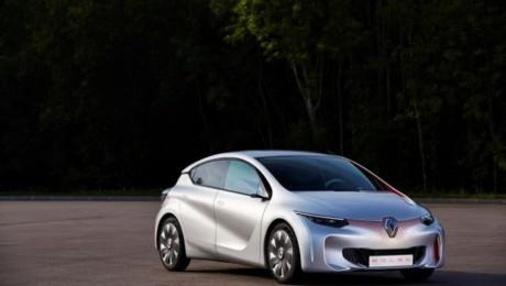 Nou de la Renault: consum de 1L la 100 km