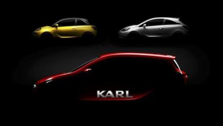Apare un model nou de Opel