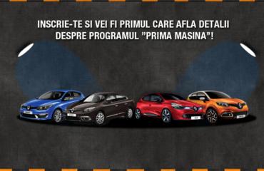 Cum sa iti cumperi un automobil prin programul Prima Masina