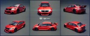 Dacia Logan tunata pentru Gran Turismo