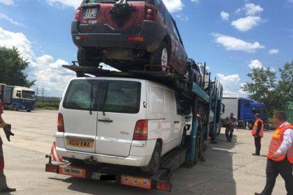 Lovitura de la ANAF: toate masinile second-hand aduse in Romania vor fi verificate