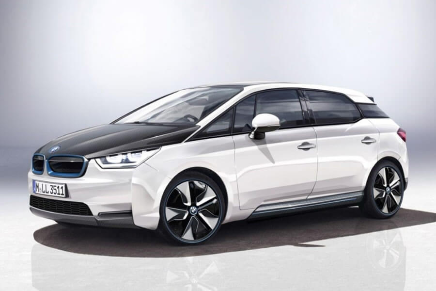 BMW I5 electric