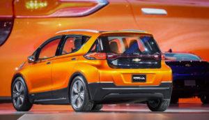 Chevrolet Bolt electric