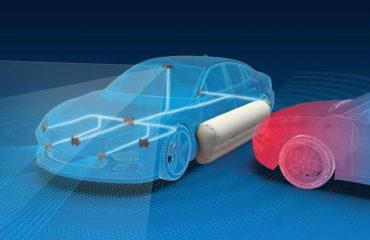Gravitatea accidentelor ar putea fi redusa cu 40% datorita unor airbag-uri externe introduse la masini.