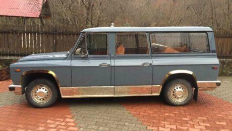 Cum a fost realizata prima masina de protocol a lui Ceausescu: Lucram cu pistolul la tampla!