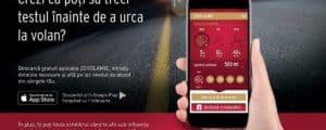 """Zero la mie"", aplicatia care iti spune in cat timp ai voie sa coduci dupa ce ai baut!"
