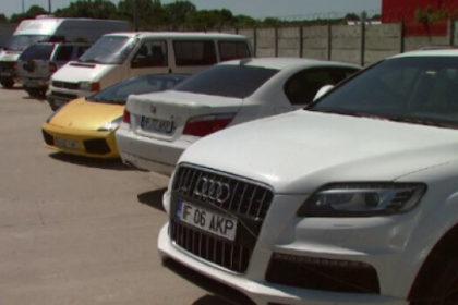 Ce masini confiscate scoate la licitatie ANAF in februarie. Preturi incredibile!