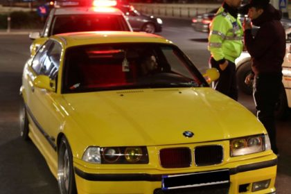 Registrul Auto Roman si Politia Rutiera au demarat o serie de controale pentru verificarea masinilor modificate!