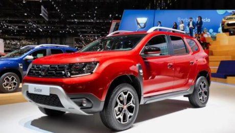 Dacia lansează pe piaţa din România seria limitată Techroad.