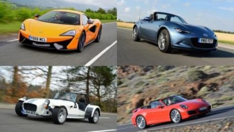 Cinci masini superbe, pe care le poti conduce fara permis auto!