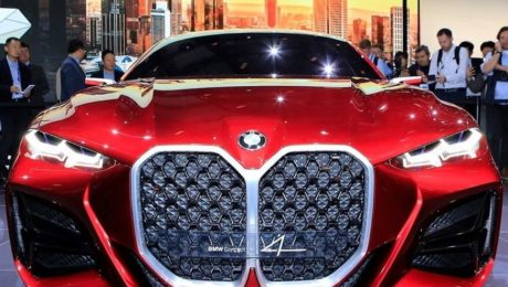 BMW a atras toate privirile la Salonul Auto de la Frankfurt