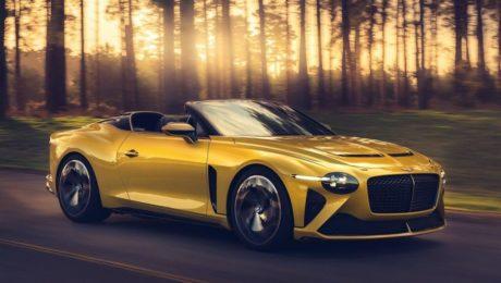 Cel mai tare Bentley din istorie, noul Bacalar!