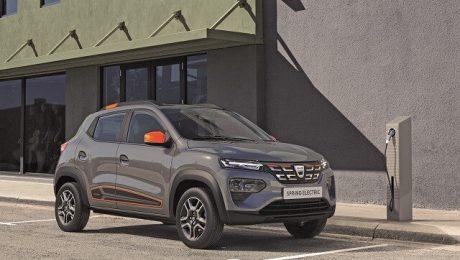 Modelul Dacia Spring electric bate recordul la vânzări!