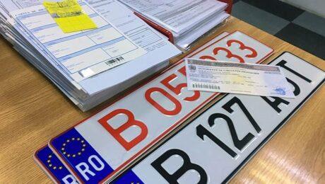 Acte necesare pentru inmatricularea autoturismelor in 2021!