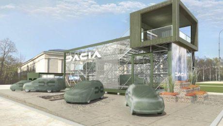 Dacia lansează un nou model de familie cu 7 locuri!