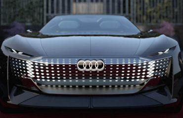 Audi Sky Sphere, conceptul electric prezetat de compania nemțească.