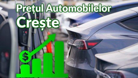 """Mașinile vor fi mai scumpe pentru că vor fi mai """"deștepte""""."""