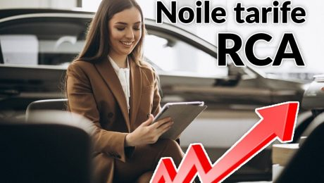 Noile tarife RCA! Preturile au crescut pentru tineri la toate categoriile de masini
