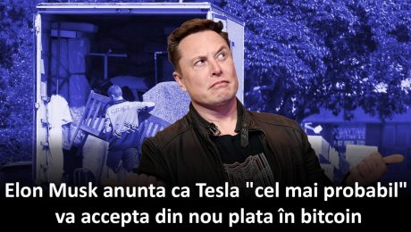 Elon Musk anunta ca Tesla