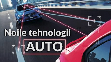 Tehnologii futuriste din industria auto care chiar au o sansa