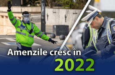 Amenzile ar putea crește semnificativ în 2022