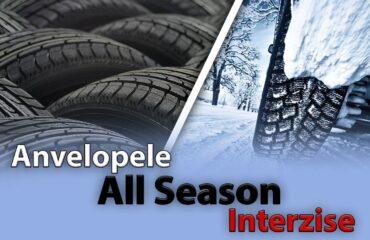 "Anvelopele ""All Season"" interzise iarna?"