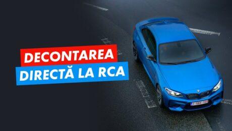 Cati asigurati RCA au cumparat clauza de decontare directa 2021?